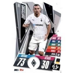 Tony Jantschke Borussia Monchengladbach BMG14 Match Attax Champions International 2020-21