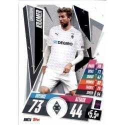 Christoph Kramer Borussia Monchengladbach BMG15 Match Attax Champions International 2020-21
