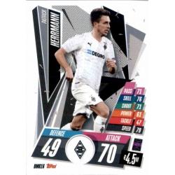 Patrick Herrmann Borussia Monchengladbach BMG16 Match Attax Champions International 2020-21