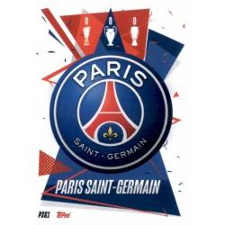 Escudo PSG PSG1 Match Attax Champions International 2020-21