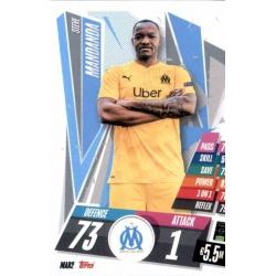Steve Mandanda Olympique Marsella MAR2 Match Attax Champions International 2020-21