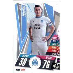 Florian Thauvin Olympique Marsella MAR5 Match Attax Champions International 2020-21