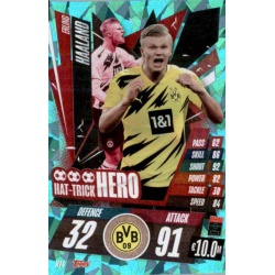 Erling Haaland Hat Trick Heroes Borussia Dormuntd HT4