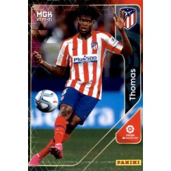 Thomas Atlético Madrid 47