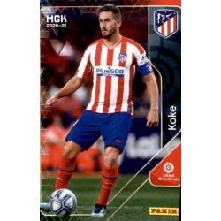Koke Atlético Madrid 48