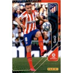 Saúl Atlético Madrid 49