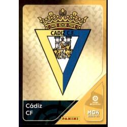 Emblem Cádiz 91 Megacracks 2020-21