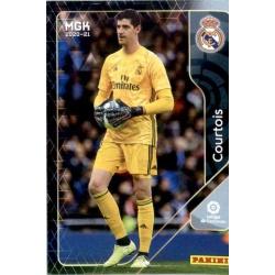 Courtois Real Madrid 218 Megacracks 2020-21