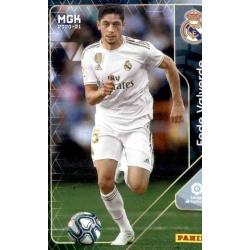 Fede Valverde Real Madrid 229 Megacracks 2020-21