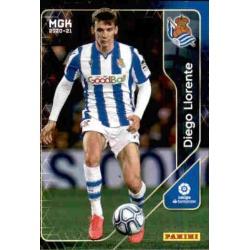 Diego Llorente Real Sociedad 259 Megacracks 2020-21