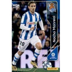 Nacho Monreal Real Sociedad 260 Megacracks 2020-21