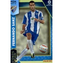 Fernando Sanz Málaga Iconos 396 Megacracks 2020-21