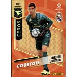 Courtois Real Madrid Edición Limitada Megacracks 2020-21