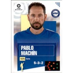 Pablo Machin Alavés 1 Ediciones Este 2020-21