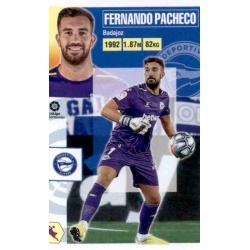 Fernando Pacheco Alavés 2 Ediciones Este 2020-21