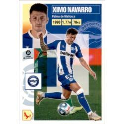 Ximo Navarro Alavés 4 Ediciones Este 2020-21