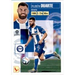 Rubén Duarte Alavés 9 Ediciones Este 2020-21