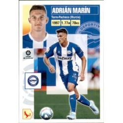 Adrián Marín Alavés 10 Ediciones Este 2020-21