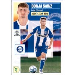 Borja Sainz Alavés 16B Ediciones Este 2020-21
