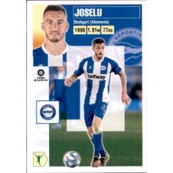 Joselu Alavés 18 Ediciones Este 2020-21
