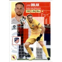 Oblak Atlético Madrid 2 Ediciones Este 2020-21