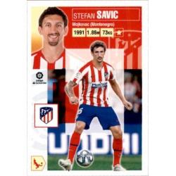 Savic Atlético Madrid 5