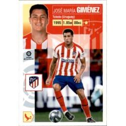 Giménez Atlético Madrid 7 Ediciones Este 2020-21
