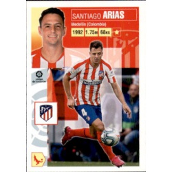 Arias Atlético Madrid 8A