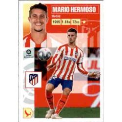 Mario Hermoso Atlético Madrid 8B Ediciones Este 2020-21