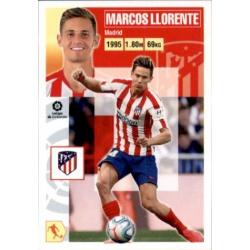 Marcos Llorente Atlético Madrid 10
