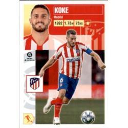 Koke Atlético Madrid 12