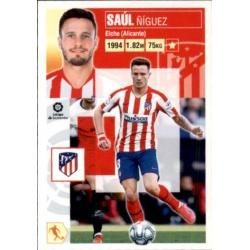 Saúl Atlético Madrid 13