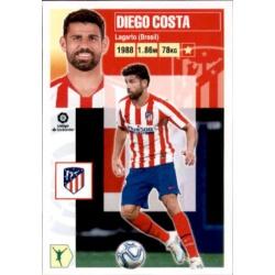 Diego Costa Atlético Madrid 18 Ediciones Este 2020-21