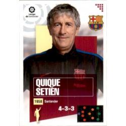 Quique Setién Barcelona 1