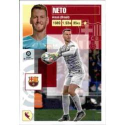 Neto Barcelona 3 Ediciones Este 2020-21