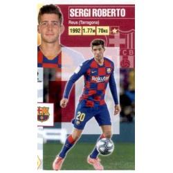Sergi Roberto Barcelona 4 Ediciones Este 2020-21