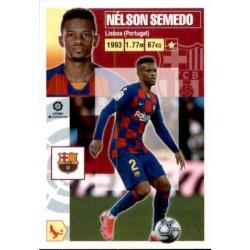 Nélson Semedo Barcelona 5 Ediciones Este 2020-21
