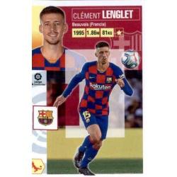 Lenglet Barcelona 6 Ediciones Este 2020-21