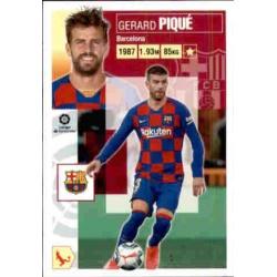 Piqué Barcelona 7 Ediciones Este 2020-21