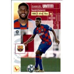 Umtiti Barcelona 8 Ediciones Este 2020-21