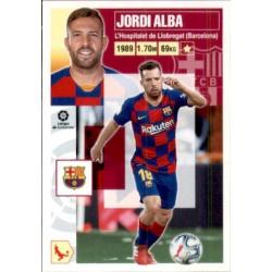 Jordi Alba Barcelona 10 Ediciones Este 2020-21