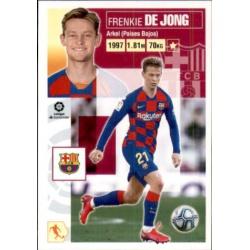 De Jong Barcelona 12 Ediciones Este 2020-21