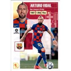 Arturo Vidal Barcelona 14A Ediciones Este 2020-21