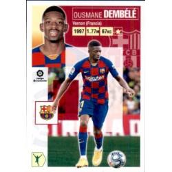 Dembélé Barcelona 14B Ediciones Este 2020-21