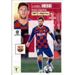 Messi Barcelona 15 Ediciones Este 2020-21