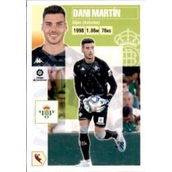 Dani Martin Betis 3 Ediciones Este 2020-21