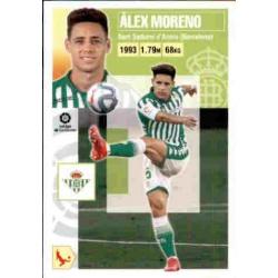 Álex Moreno Betis 8 Ediciones Este 2020-21
