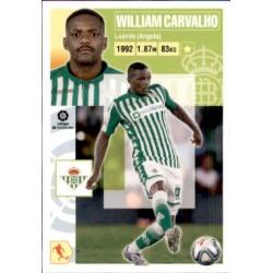 William Carvalho Betis 12A Ediciones Este 2020-21