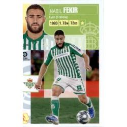 Fekir Betis 15 Ediciones Este 2020-21