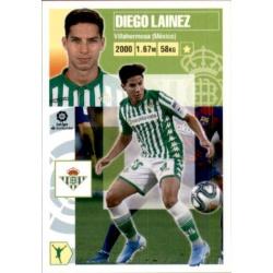 Diego Lainez Betis 16B Ediciones Este 2020-21